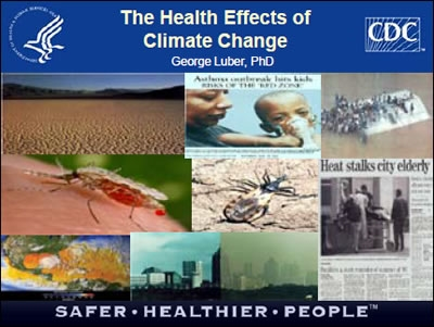 The Health Effects of Climate Change - Luber