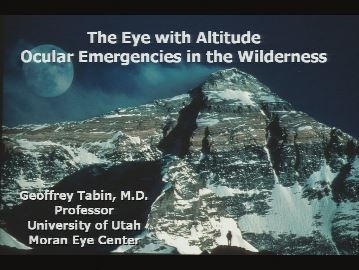 Ocular Trauma and Emergencies - Tabin