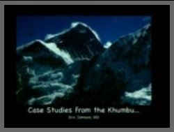 Case Studies From the Khumbu, Johnson