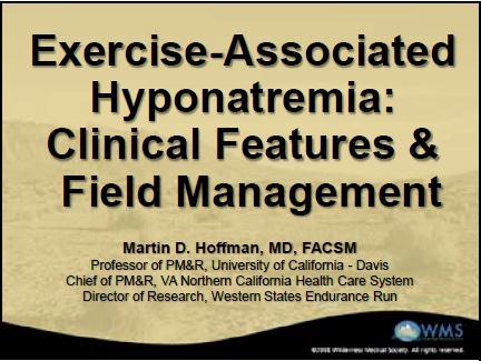 Clinical features and field management of EAH, Hoffman