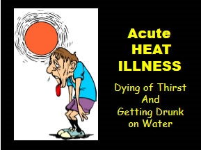 Acute Heat Illness, Myers