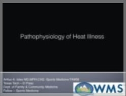 Pathophysiology of Heat Illness, Islas
