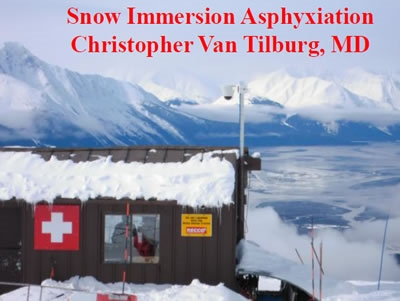 Snow Immersion - Christopher Van Tilburg