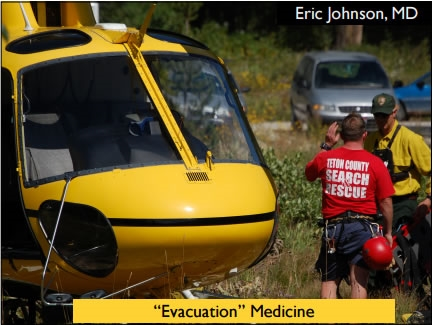 Medical Evacuation - Eric Johnson