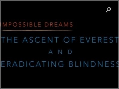 Impossible Dreams - The First Ascent of the East Face of Mount Everest and Eradicating World Blindness - Geoffrey Tabin