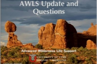 Updates from AWLS - Richard Ingebretsen