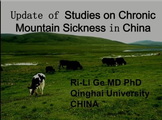 Chronic Mountain Sickness - Ge Ri-Li